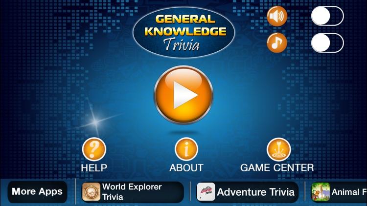General Knowledge Trivia screenshot-3