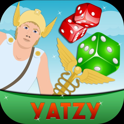 Ancient Greek God Yatzy with Big Prize Wheel! by Chandra Jaya