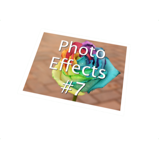 Photo Effects #7 - Text