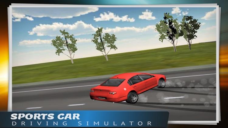 sports car driving simulator realistic 3d driving test sim games by muhammad alamgir. Black Bedroom Furniture Sets. Home Design Ideas
