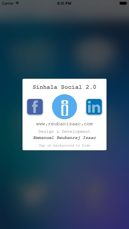 Sinhala Social with New Sinhala Keyboard screenshot-3