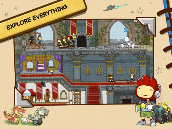 Scribblenauts Unlimited - AppRecs