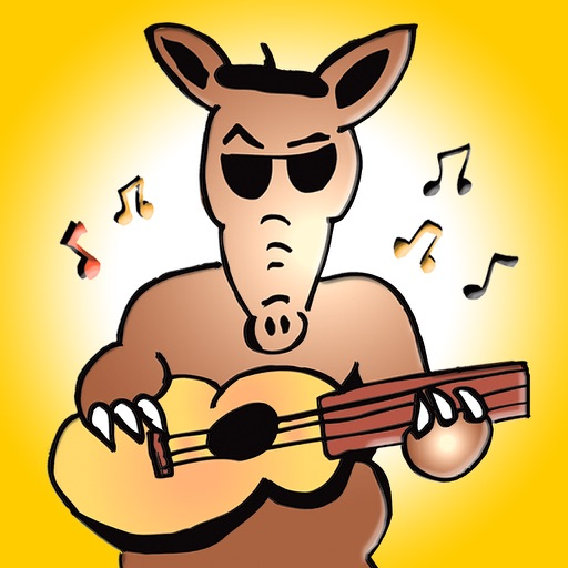 Music for Aardvarks Coloring Jukebox