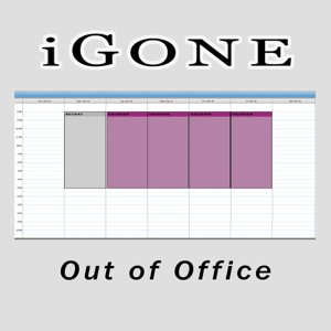 iGone Out of Office (Outlook Web Access) app