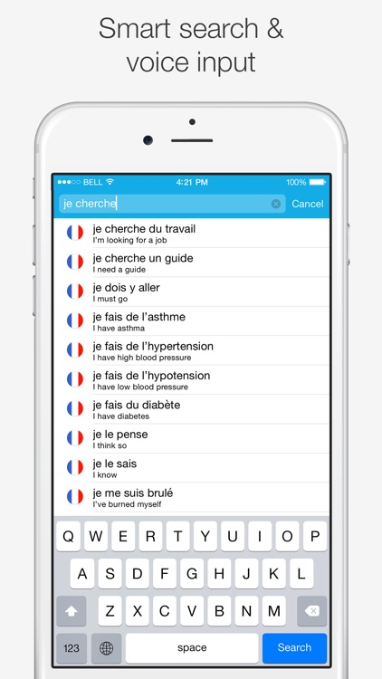 French — English Dictionary screenshot-4