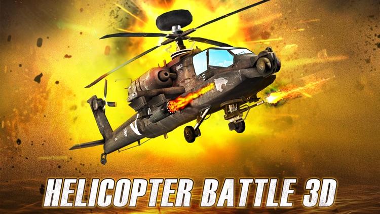 Helicopter Battle Combat 3D screenshot-3