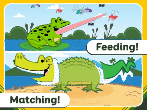 Crayola Colorful Creatures - Around the World!-ipad-3