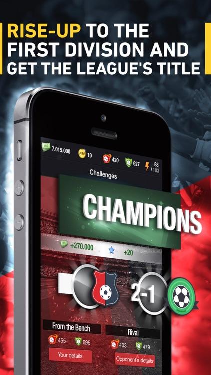 Fantasy Manager Club - Manage your soccer team screenshot-4