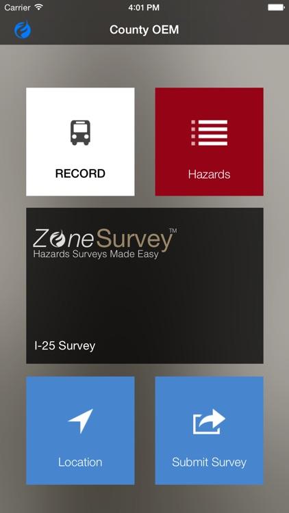 ZoneSurvey