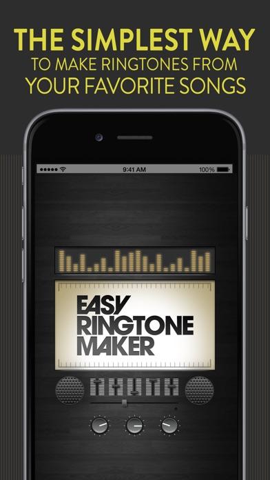 Easy Ringtone Maker Create Music Ringtones App Price Drops