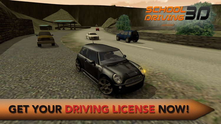 School Driving 3D screenshot-3