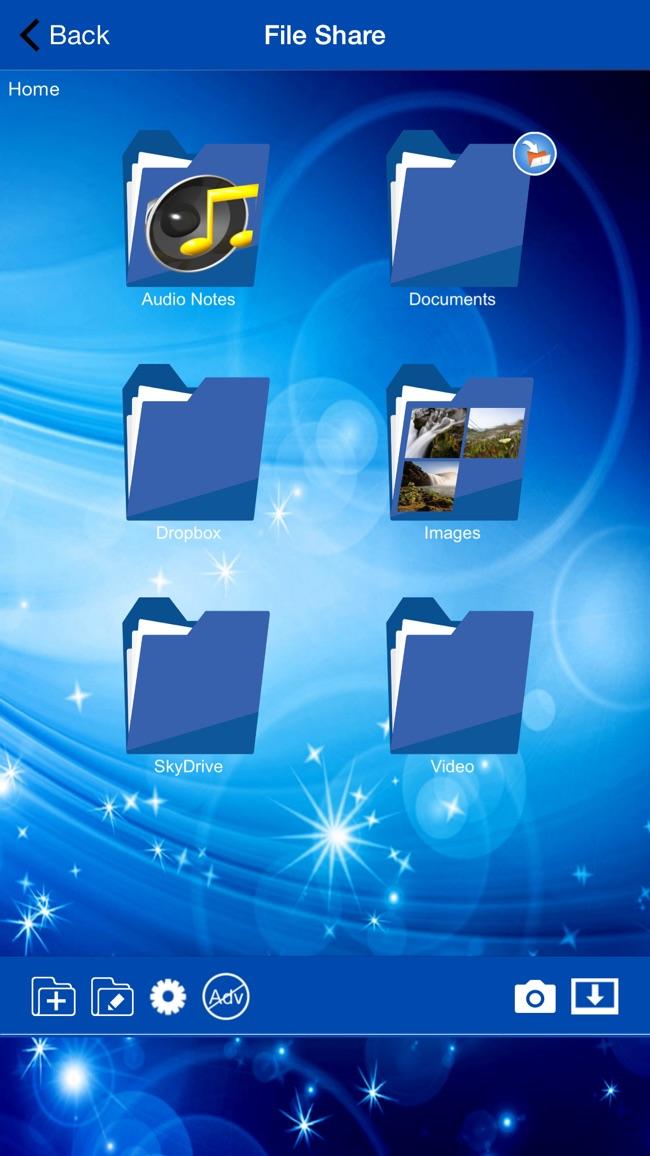 BlueMe Screenshot