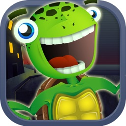 Cute Turtle Can Jump - Happy Animal Bounce (Free)