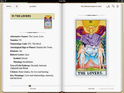 The ultimate guide to tarot by liz dean on apple books.