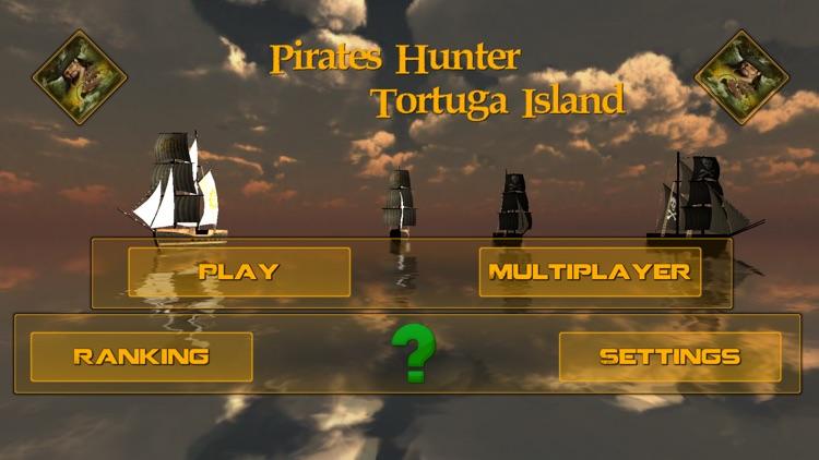 Pirates Hunter Tortuga King
