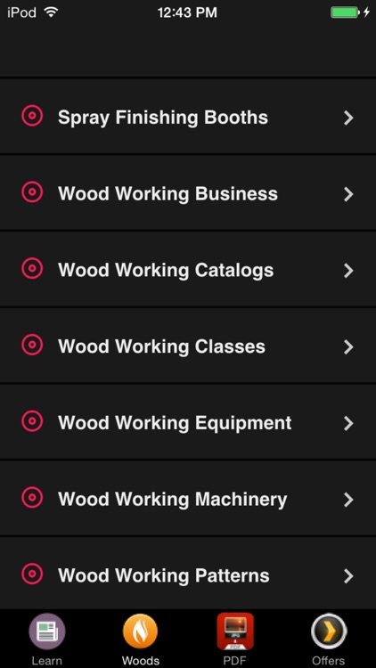 Wood Working - Catalogs screenshot-2
