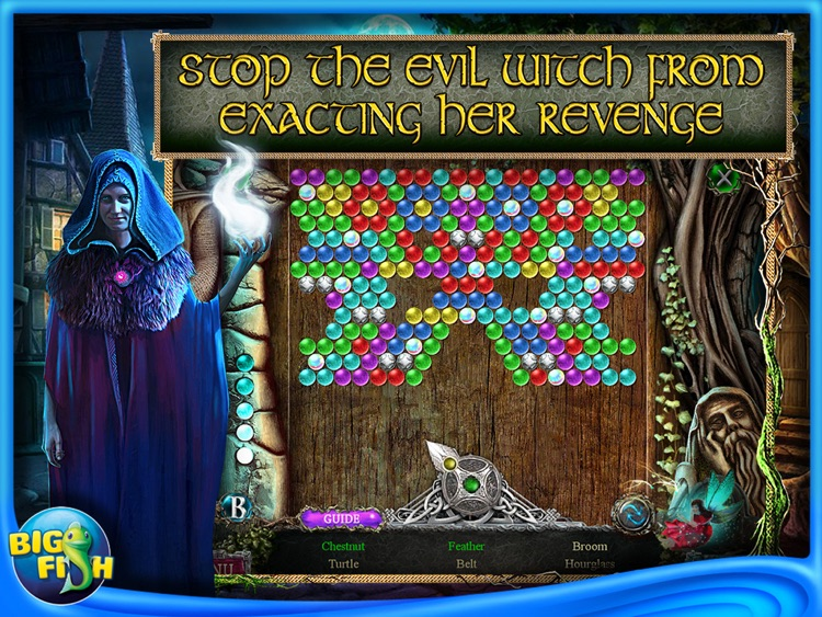 Myths of the World: Of Fiends and Fairies HD - A Magical Hidden Object Adventure (Full) screenshot-2