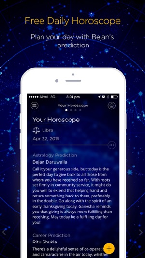 Astrology, Horoscope & Numerology by Astrospeak on the App Store