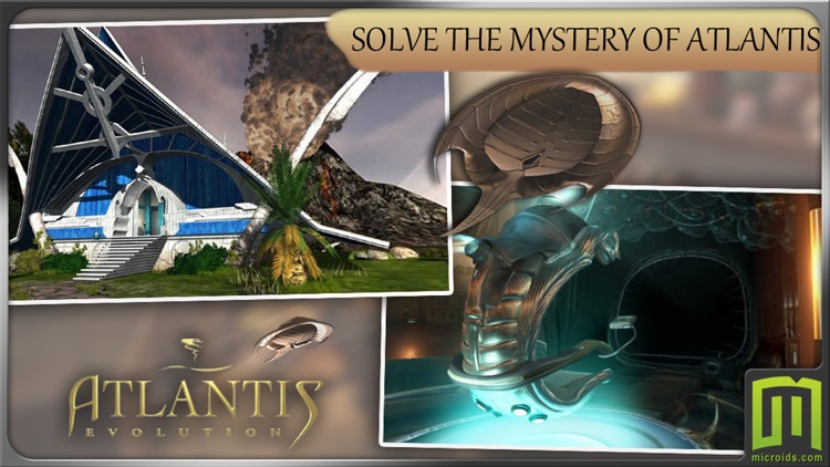 Atlantis 4: Evolution (Universal) screenshot-4