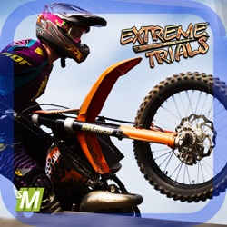Extreme Trials Motobike Racing