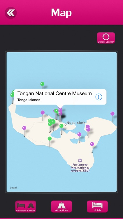 Tonga Islands Offline Travel Guide screenshot-3