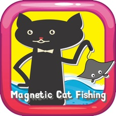 Activities of Magnetic Cat Fishing Games for Kids: Catch Fish That You Can!