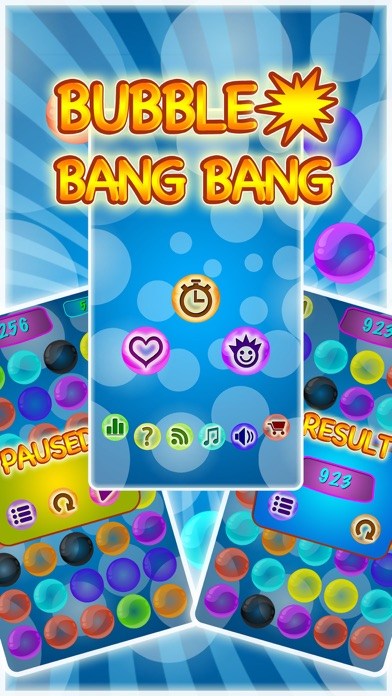Screenshot #1 pour Bubble Bang Bang