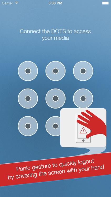 iSecrets: Media Vault and private browser screenshot-4