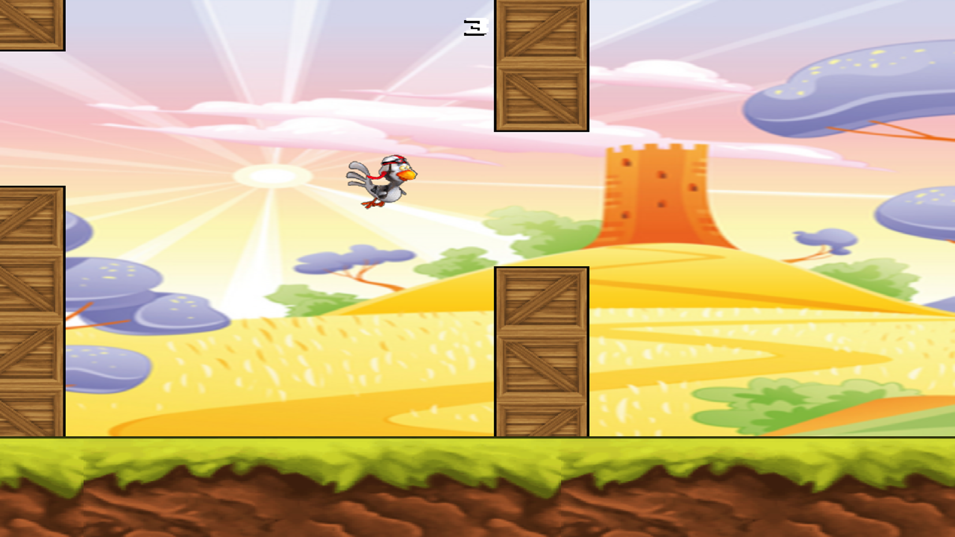 Flappy Chooky TV screenshot 5