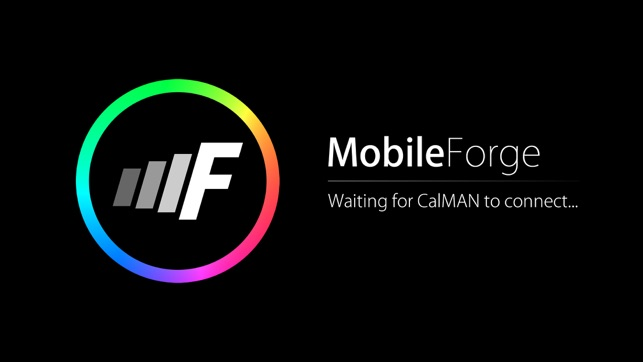 MobileForge Pattern Generator for CalMAN on the App Store