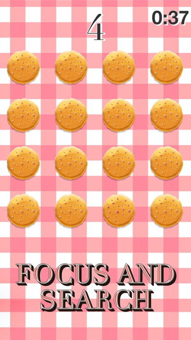 Cookie Catch - Yummy, Which is the Diff? screenshot three