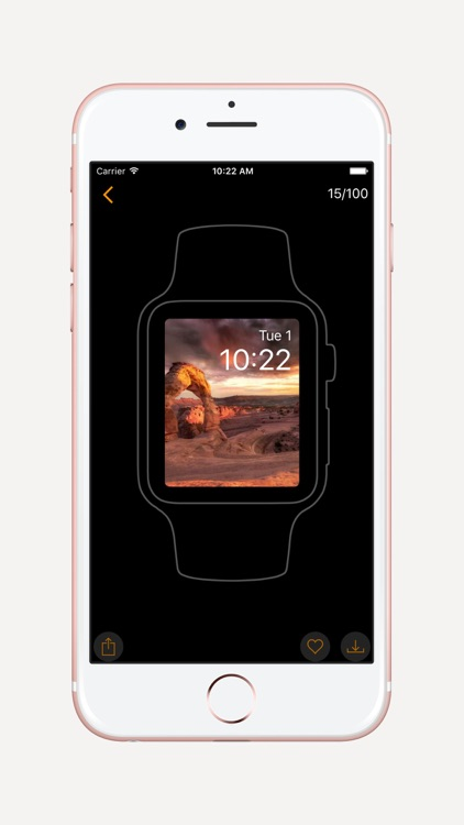 Watch BG Pro - Wallpapers & Backgrounds for Watch screenshot-3