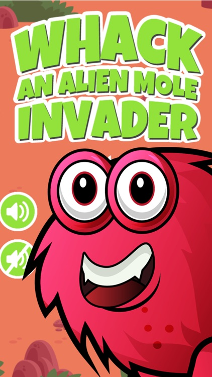 Whack An Alien Mole Invader - Smash The Cute Miner Invaders From Mars! screenshot-4