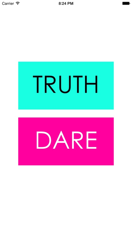 Truth or Dare Party Game screenshot-4