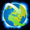 クイックWebブラウザ - フルスクリーンがヒット&てきぱきすなわちインターネットのデスクトップ検索、ウェブブラウザスマッシュ