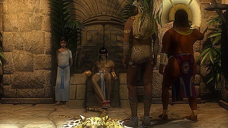 Atlantis 2: Beyond Atlantis - (Universal)