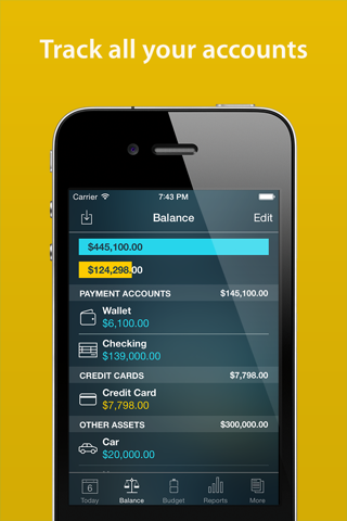 Money Pro: Personal Finance screenshot 2