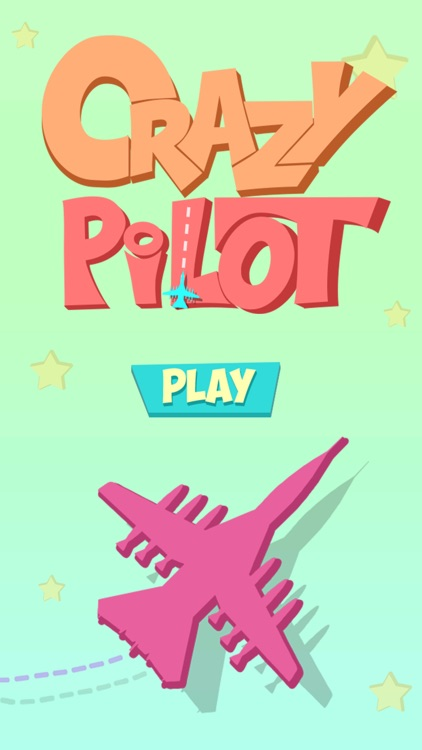 Crazy Pilot – Fly the air plane through obstacles & swap to dodge screenshot-4