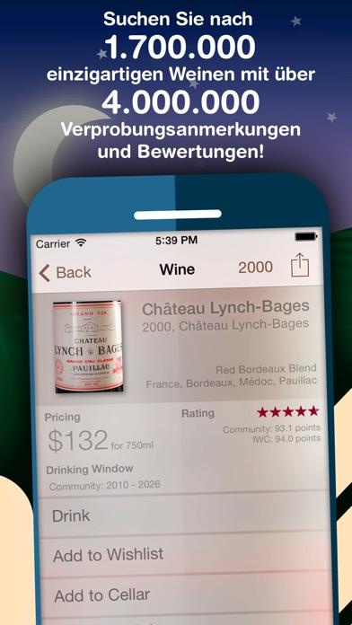 Screenshot for Corkz: Wein-Tipps und Keller in Germany App Store