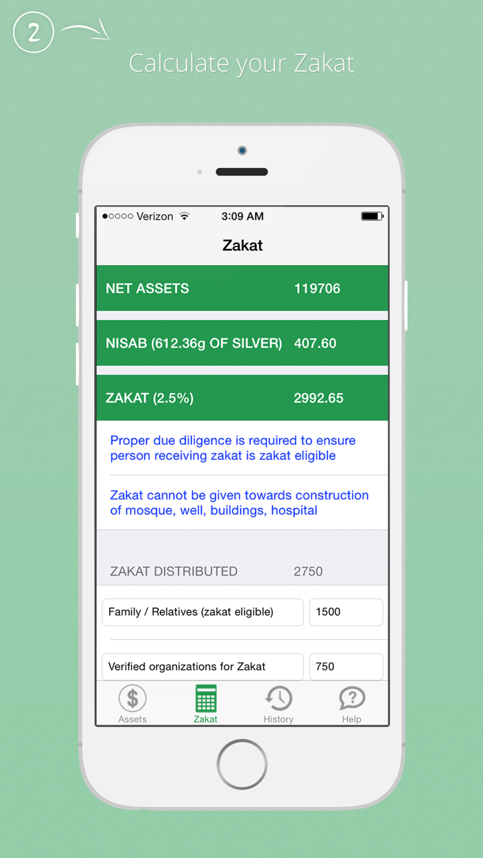 Got Zakat Screenshot