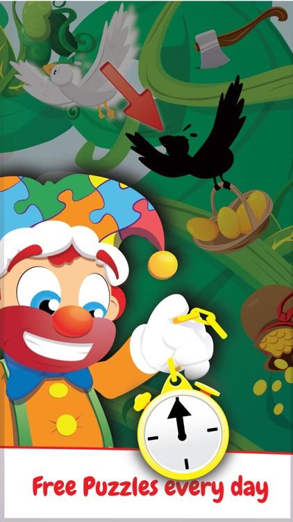 Toddler Kids Puzzles Puzzingo – Educational Games screenshot-4