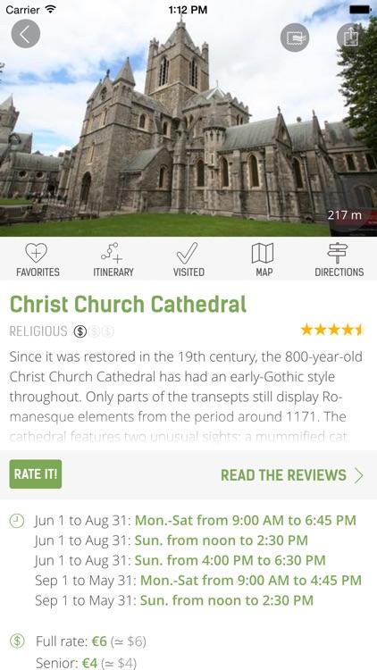 Dublin Travel Guide (with Offline Maps) - mTrip screenshot-3