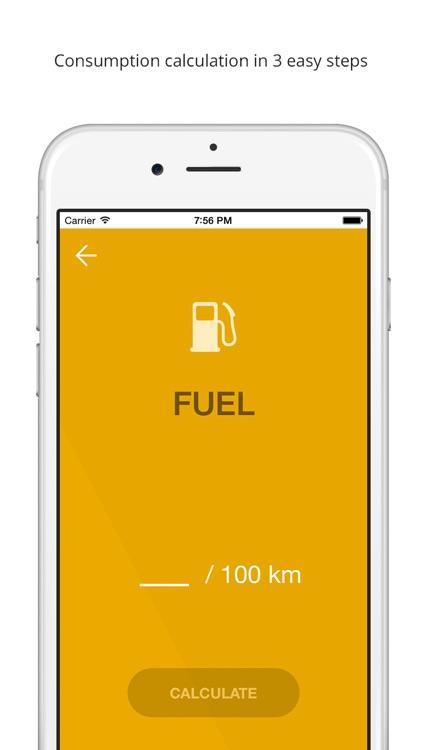 Mileagie - Car mileage calculator