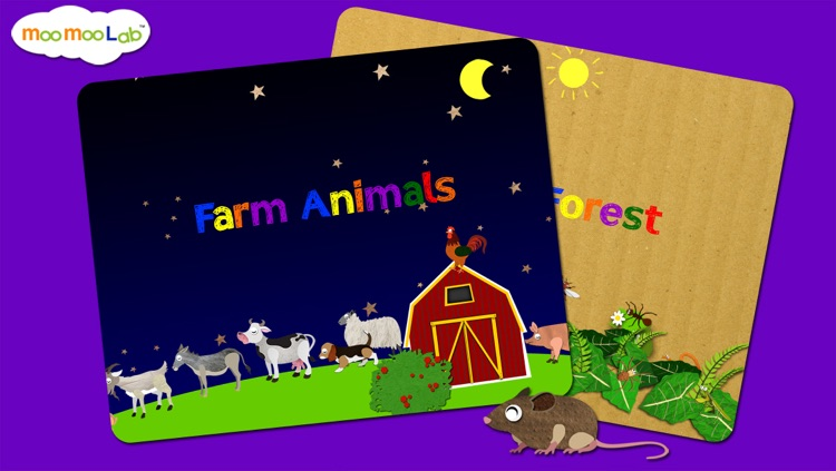 Animal World - Peekaboo Play & Learn for Baby, Toddler and Preschool Kids Full Version screenshot-4