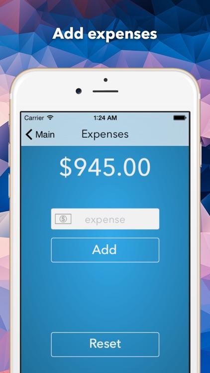 Getbud - Keep track of your money screenshot-3