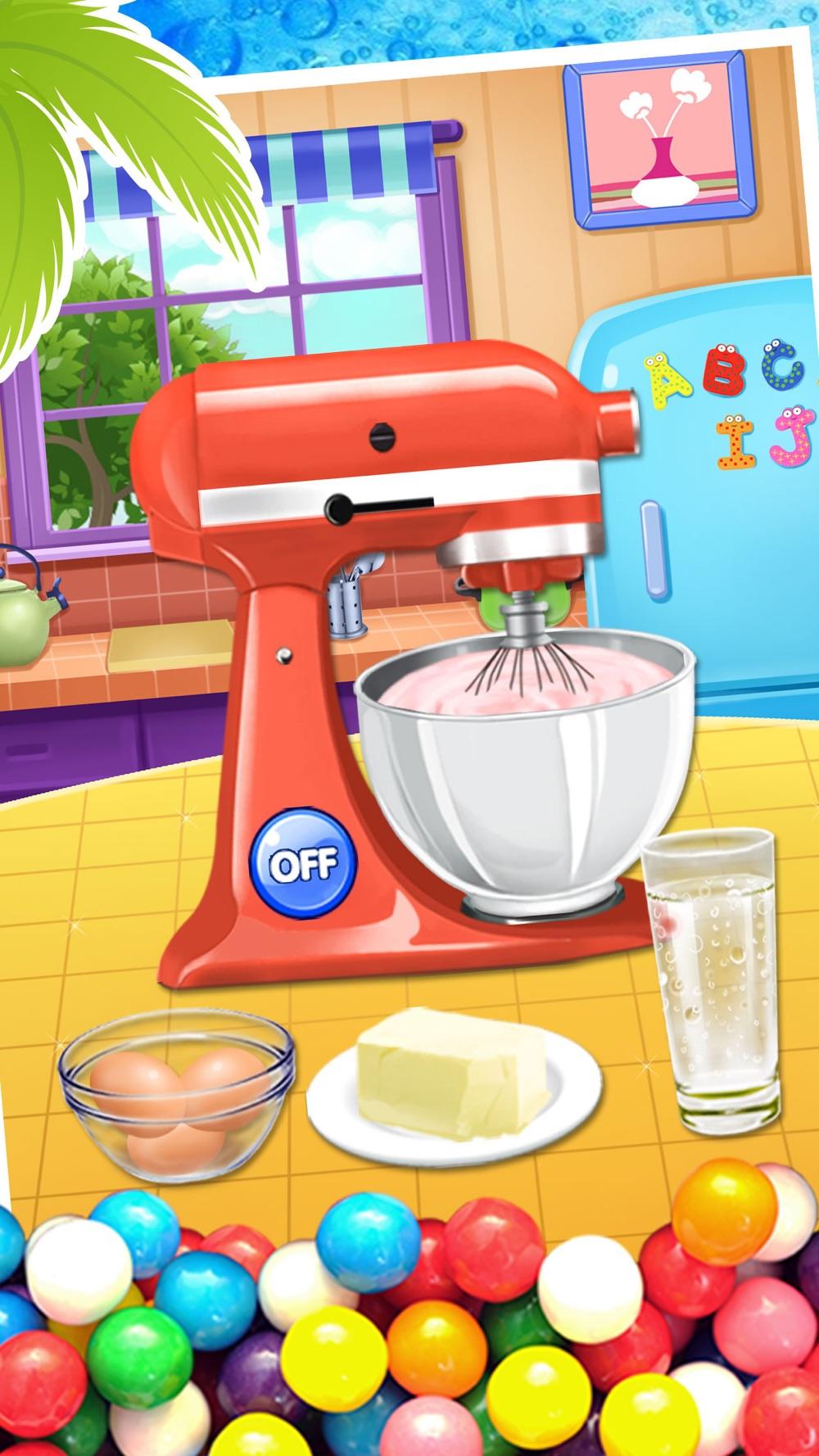 Cupcake Food Maker hack tool