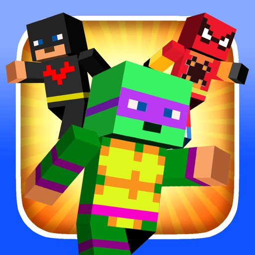 My Block World Game iOS App