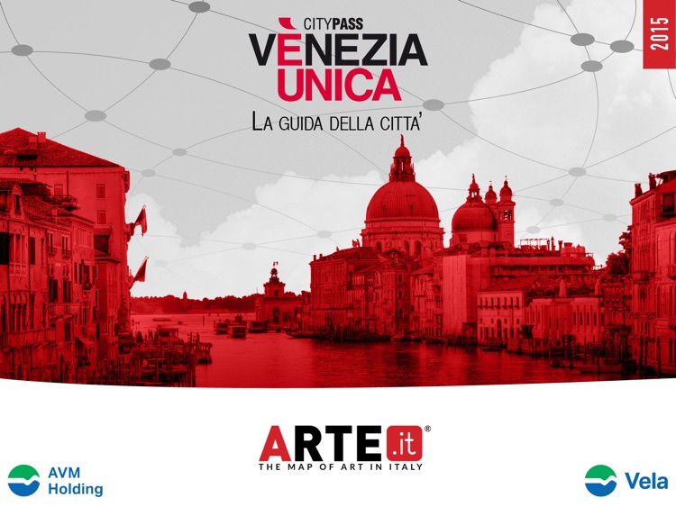 ARTE.it Venezia Unica for iPad screenshot-0