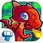 Dragon Tale - Free RPG Dragon Game icon