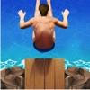崖ダイビング3D - iPhoneアプリ